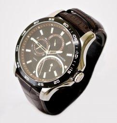 1e2fef24675 Óptica Karisma - Produto - Relógio Masculino Technos Pulseira de Couro