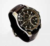 15d3391c7d7 Descrição do produto. Relógio Masculino Technos Pulseira de Couro. Galería